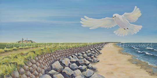 Atelier for hope betaalbare schilderijen in opdracht for Schilderij natuur