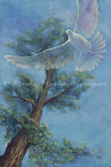 Atelier for hope schilderijen in opdracht bijv for Schilderij natuur